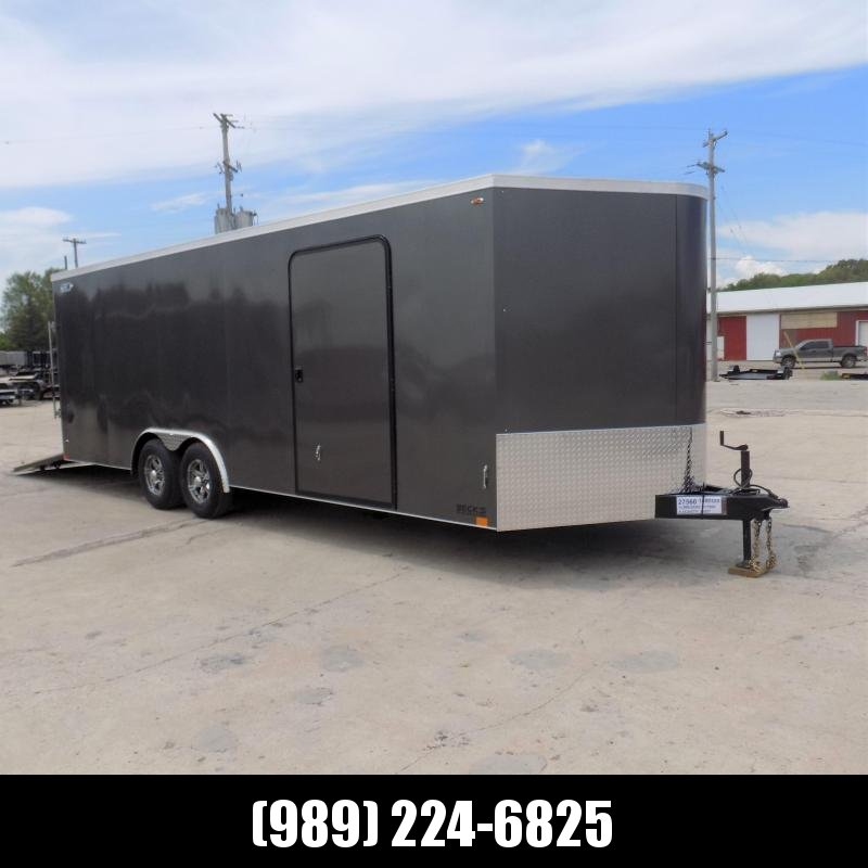 New Legend Cyclone 8.5' x 24' Enclosed Car Hauler For Sale - $0 Down & Payments From $115/mo. W.A.C.