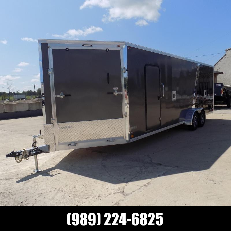 """New Legend Explorer 7' X 29"""" Wide Snowmobile / All Sport Trailers - NO Interior Wheel Wells - $0 Down w/Financing Options Available"""