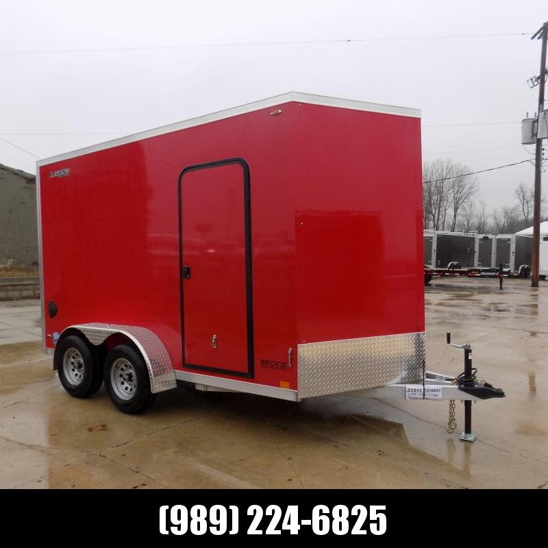 New Legend Thunder 7' X 14' Aluminum Enclosed Cargo Trailer For Sale- $0 Down Payments From $109/mo W.A.C