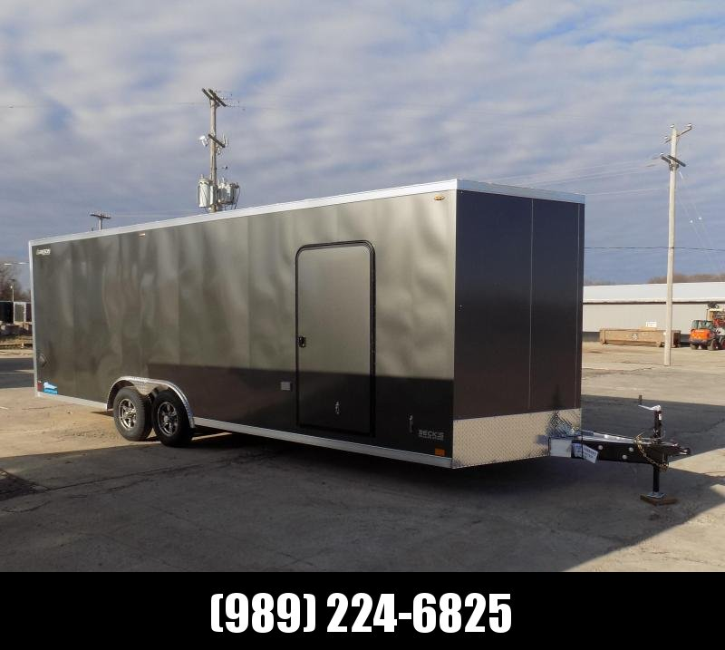New Legend Thunder 8.5' X 26' Aluminum Enclosed Cargo Trailer - $0 Down & Payments From $159/mo. W.A.C.