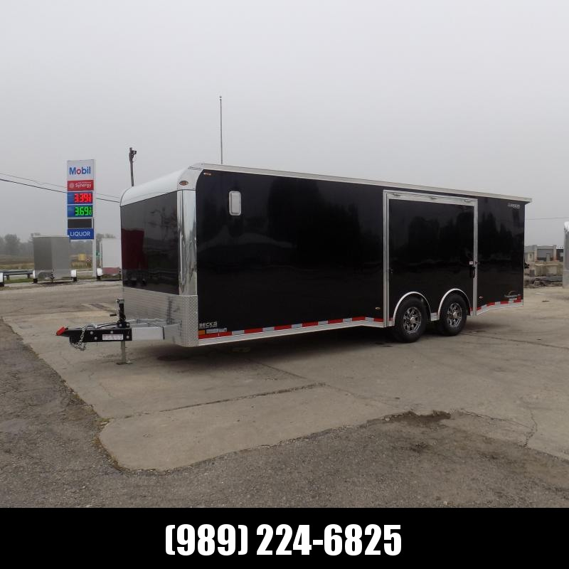 New Legend Trailmaster Race Series 8.5' X 24' All Aluminum Enclosed Cargo Trailer - Flexible Financing Options Available