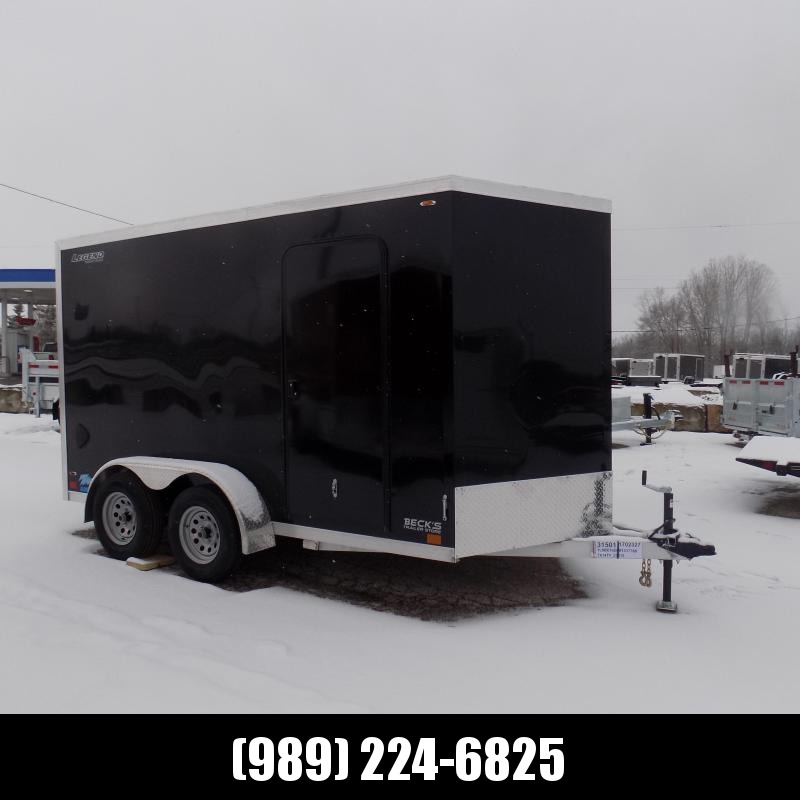 New Legend Thunder 7' x 14 Aluminum Enclosed Cargo For Sale - $0 Down & Payments From $109/mo. W.A.C.