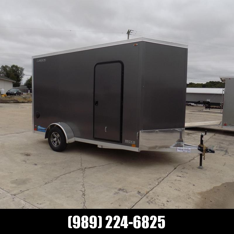New Legend Thunder 7' x 14' Aluminum Enclosed Cargo Trailer for Sale- $0 Down & Payments From $129/mo. W.A.C.