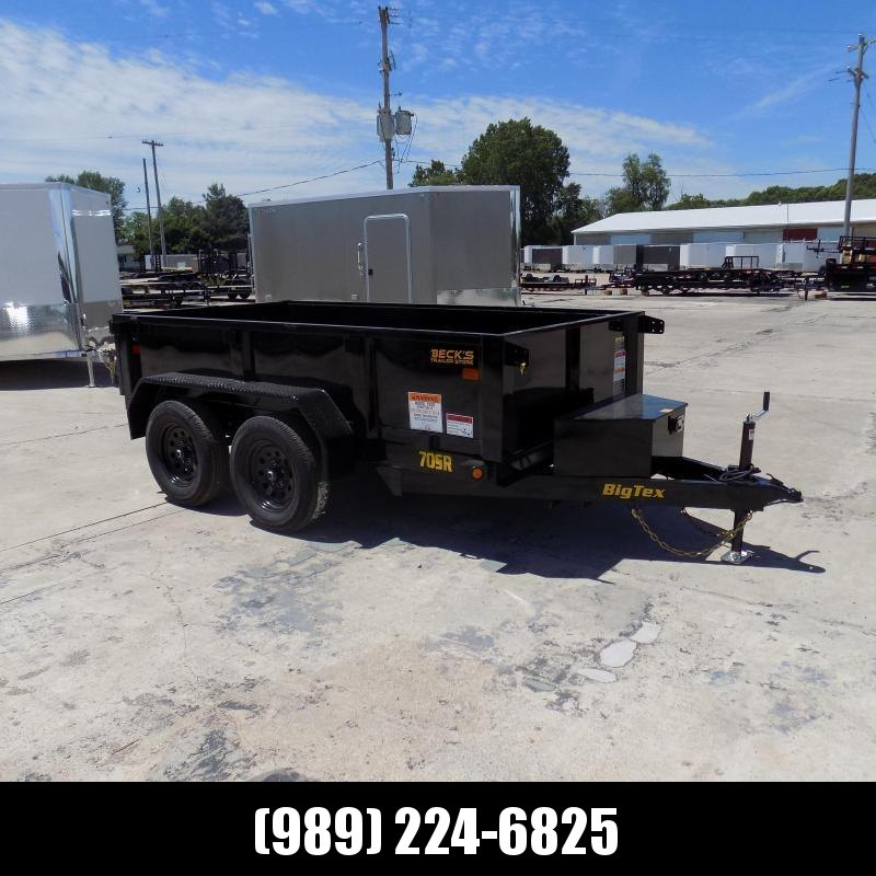 New Big Tex 5' x 10' Dump Trailer for Sale - Payments From $99/mo. W.A.C.
