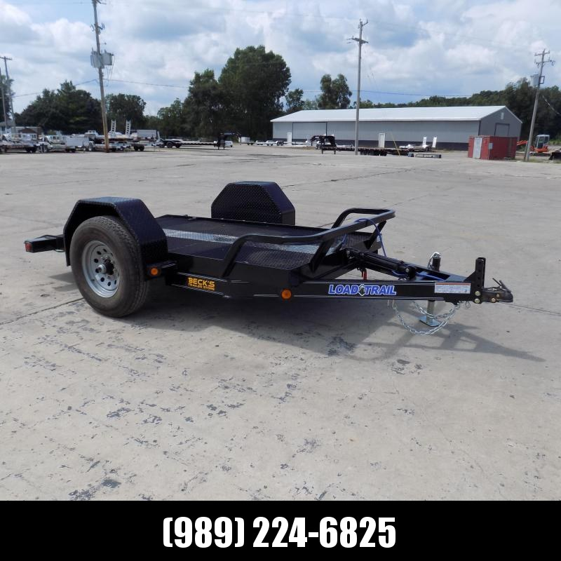 New Load Trail 60'' x 10' Scissor Lift Trailer -  $0 Down And Payments From $137/Mo W.A.C.