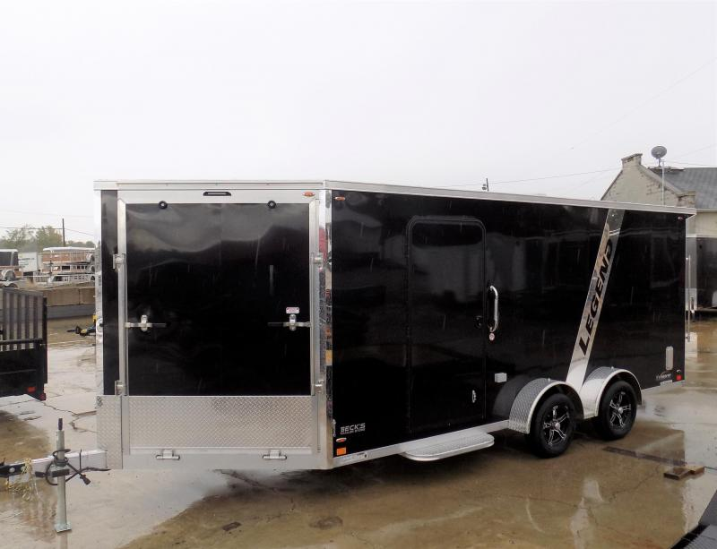 New Legend Explorer 7' x 23' Snowmobile Trailer - $0 Down & Payments From $149/mo. W.A.C - Come See America's Largest Snow/ATV Trailer Inventory!