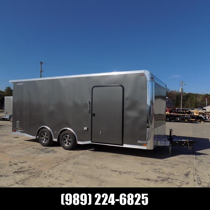 New Legend Trailmaster Race Series 8.5' X 20' All Aluminum Cargo Trailer - Flexible Financing Options Available