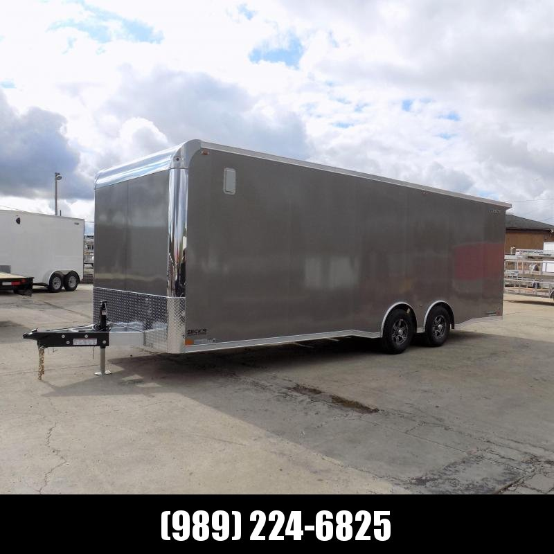 New Legend Trailmaster 8.5' x 24' Aluminum Race Series Trailer - $0 Down Financing Available