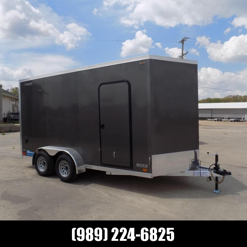 New Legend Thunder 7' x 16' Aluminum Enclosed Cargo For Sale - $0 Down Financing Available