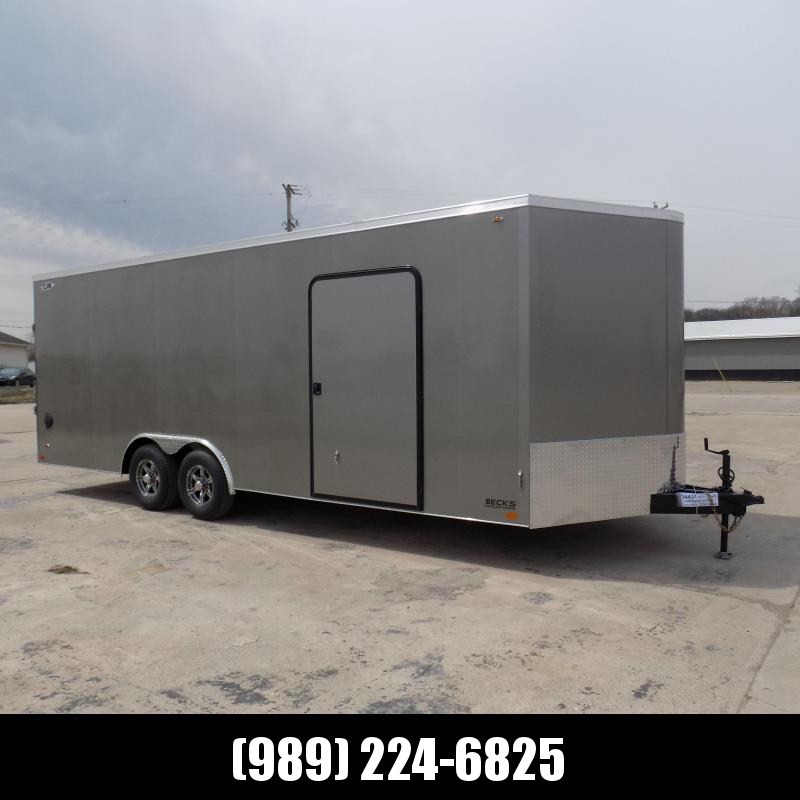 New Legend Trailers Legend Cyclone 8.5' x 24' Enclosed Car Hauler / Cargo Trailer for Sale - $0 Down Payments From $139/mo W.A.C.