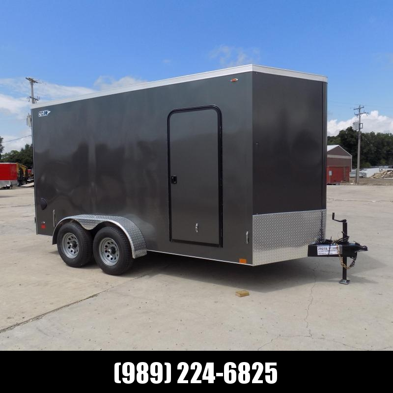New Legend Trailers Legend Cyclone 7' x 16' Enclosed Cargo Trailer for Sale - $0 Down & Payments From $129/mo. W.A.C.