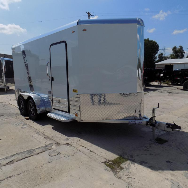 New Legend Deluxe 7' x 17' Enclosed Cargo Trailer For Sale
