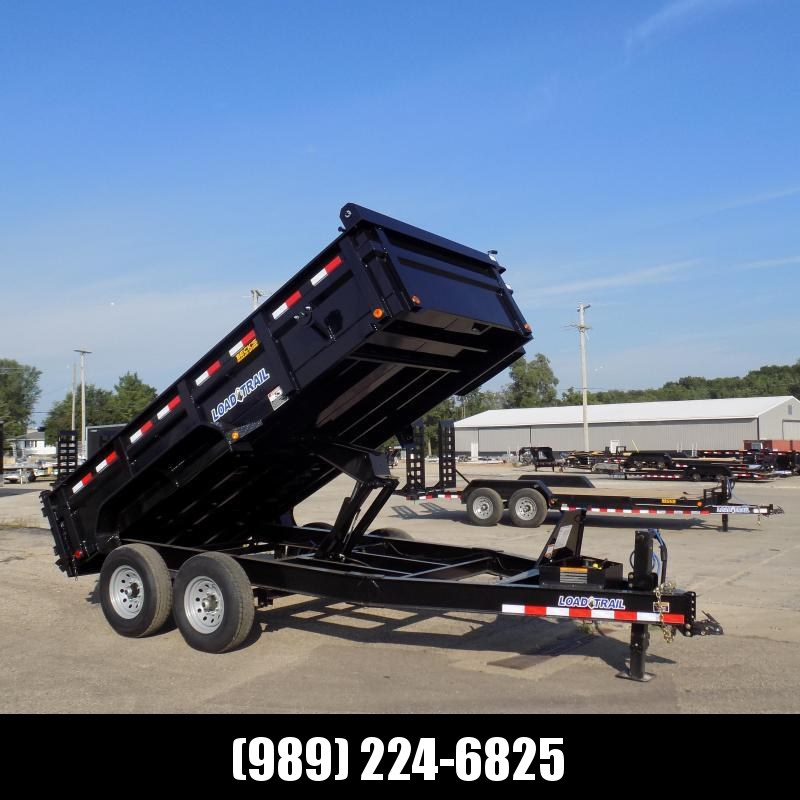 """New Load Trail 83"""" x 14' Dump Trailer for Sale - $0 Down & Payments from $161/mo. W.A.C."""