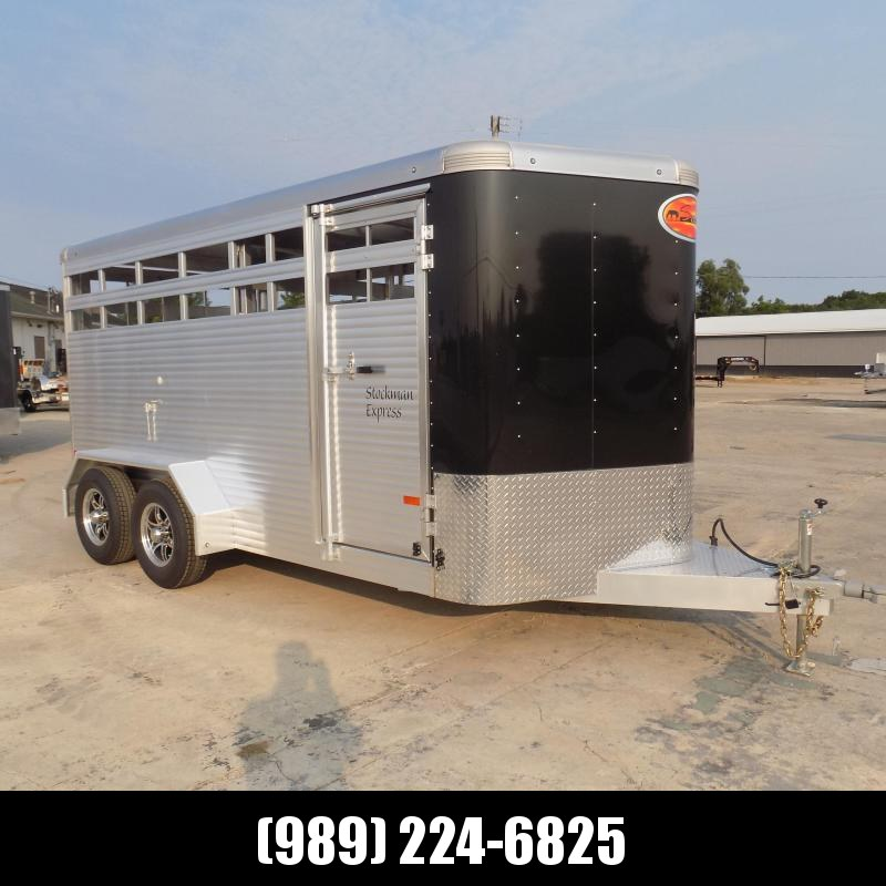 New Sundowner Trailers 16' Stockman Express Stock Trailer - $0 Down and Financing Options Available