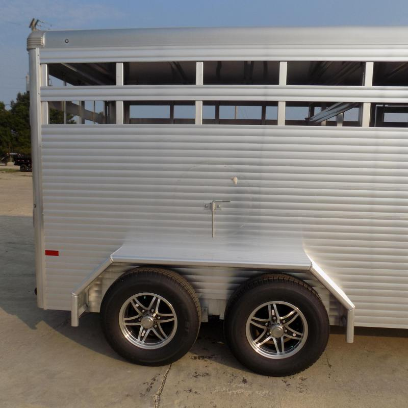 New Sundowner Trailer 16' Stockman Express Stock Trailer - $0 Down and Financing Options Available