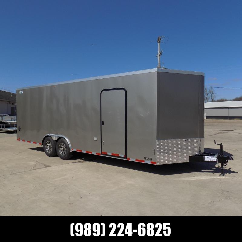 New Legend Trailers Legend Cyclone 8.5' x 26' Enclosed Car Hauler / Cargo Trailer With 7K Axles - $0 Down Payments From $149/mo W.A.C.