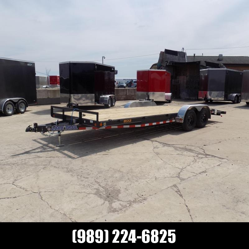 "New Load Trailer 83"" x 20' Car Hauler Trailer For Sale - $0 Down & Payments from $99/mo. W.A.C."