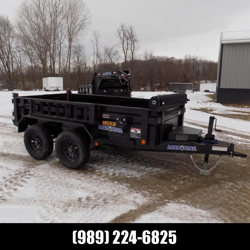 New Load Trail 5' x 10' Dump Trailer for Sale - $0 Down & Financing From $123/mo. W.A.C.