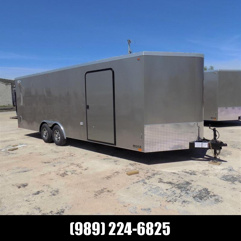 New Legend Cyclone 8.5' x 26' Enclosed Car Hauler / Cargo Trailer For Sale- $0 Down Payments From $130/mo W.A.C