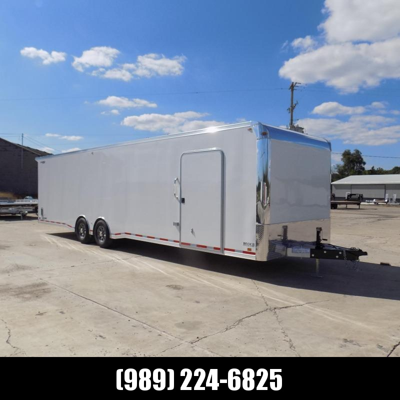 New Legend Trailmaster Race Series 8.5' X 32' All Aluminum Cargo Trailer - Flexible Financing Options Available