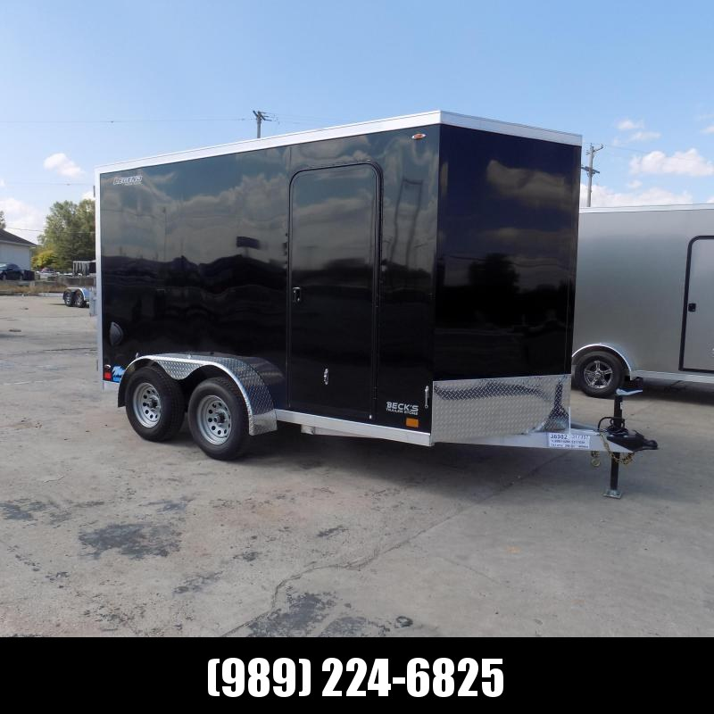 New Legend Thunder 7' x 14' Aluminum Enclosed Cargo Trailer for Sale- $0 Down & Payments From $111/mo. W.A.C.