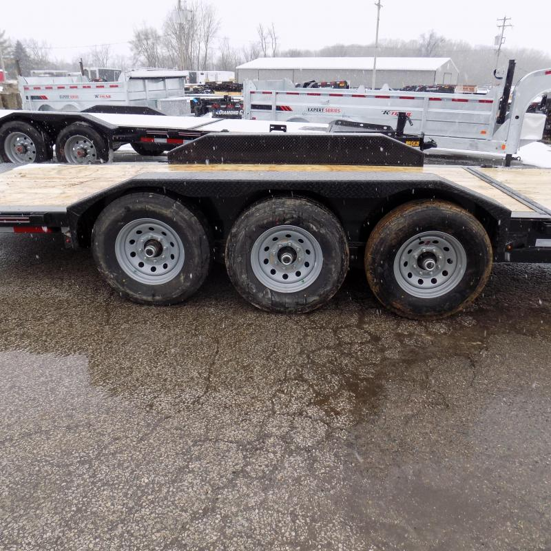 "New Diamond C HDT 82"" x 24' Tilt Deck Equipment Trailer - 24K Weight Rating - $0 Down & Payments From $149/mo. W.A.C."