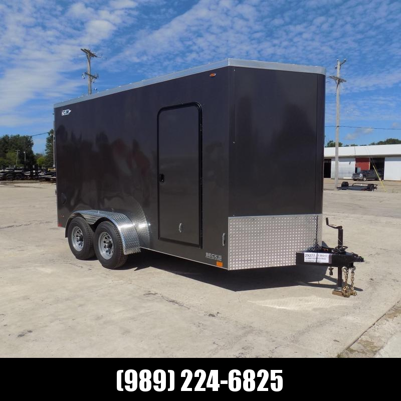 New Legend Trailers Legend Cyclone 7' x 16' Enclosed Cargo Trailer With 5200# Torsion Axles - $0 Down & Payments From $119/mo. W.A.C.
