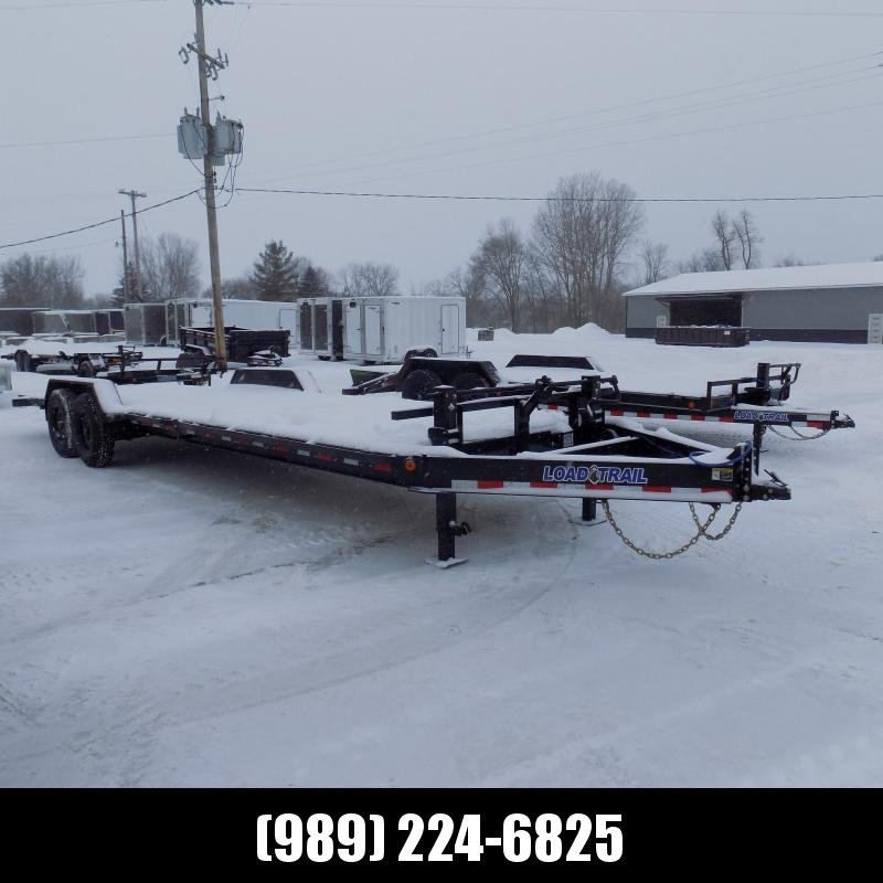 """New Load Trail 7"""" x 26' Tilt-N-Go Tilt Deck Equipment Trailer For Sale - $0 Down & Payments From $125/mo. W.A.C."""