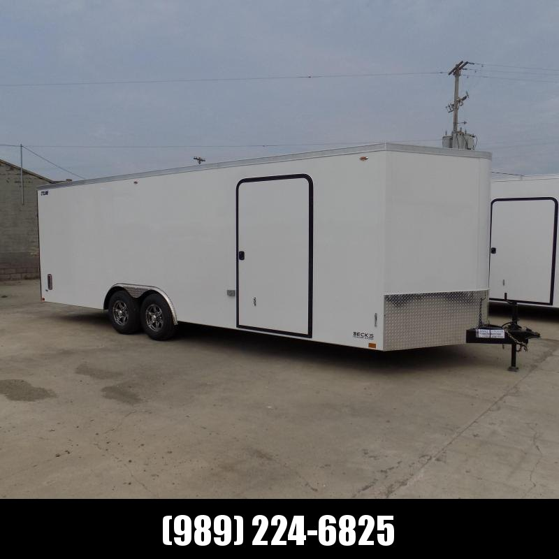 New Legend Trailers Legend Cyclone 8.5' x 26' Enclosed Car Hauler / Cargo Trailer For Sale - Flexible $0 Down Financing Available