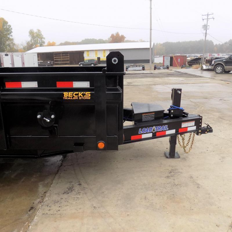 """New Load Trail 83"""" x 14' Dump Trailer for Sale - $0 Down & Payments from $133/mo. W.A.C."""