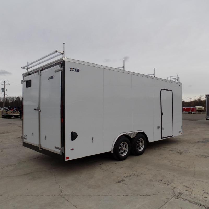 New Legend Trailers Legend Cyclone 8.5' x 22' Enclosed Car Hauler / Cargo Trailer for Sale - $0 Down Payments From $151/mo W.A.C.