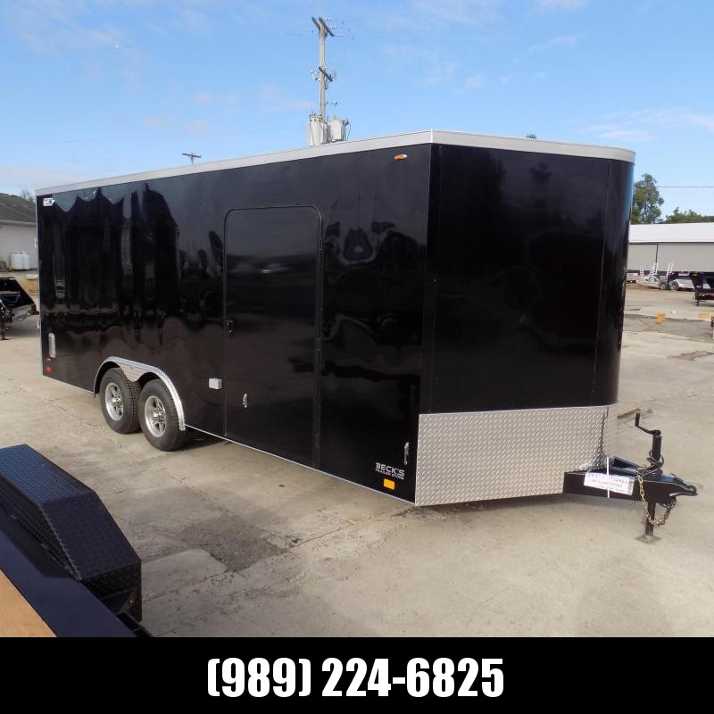 New Legend Trailers Legend Cyclone 8.5' x 22' Enclosed Car Hauler / Cargo Trailer for Sale - $0 Down With Flexible Financing Available