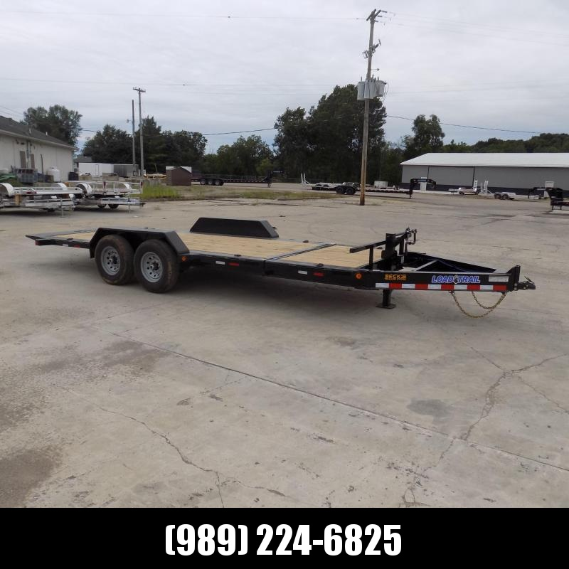 """New Load Trail 83"""" x 20' Tilt Bed Equipment Trailer For Sale - $0 Down & Financing Options Available"""