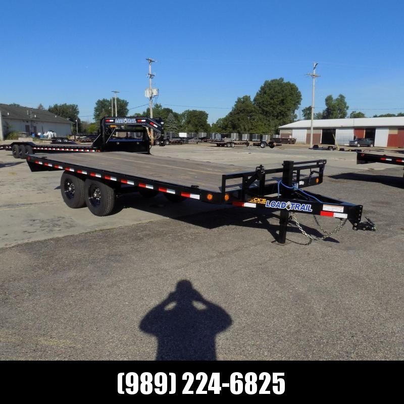 """New Load Trail DK14 102"""" x 18' Deckover Trailer for Sale - $0 Down & Payments From $109/mo. W.A.C. - Best Deal Guarantee"""
