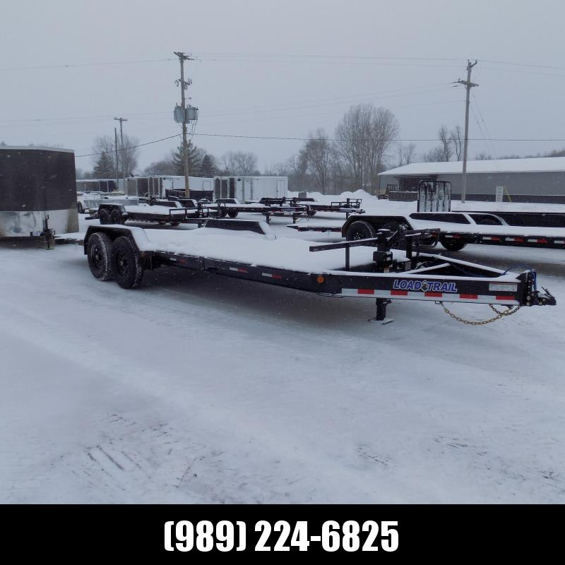 """New Load Trail 7"""" x 22' Tilt-N-Go Tilt Deck Equipment Trailer For Sale - $0 Down & Payments From $119/mo. W.A.C."""
