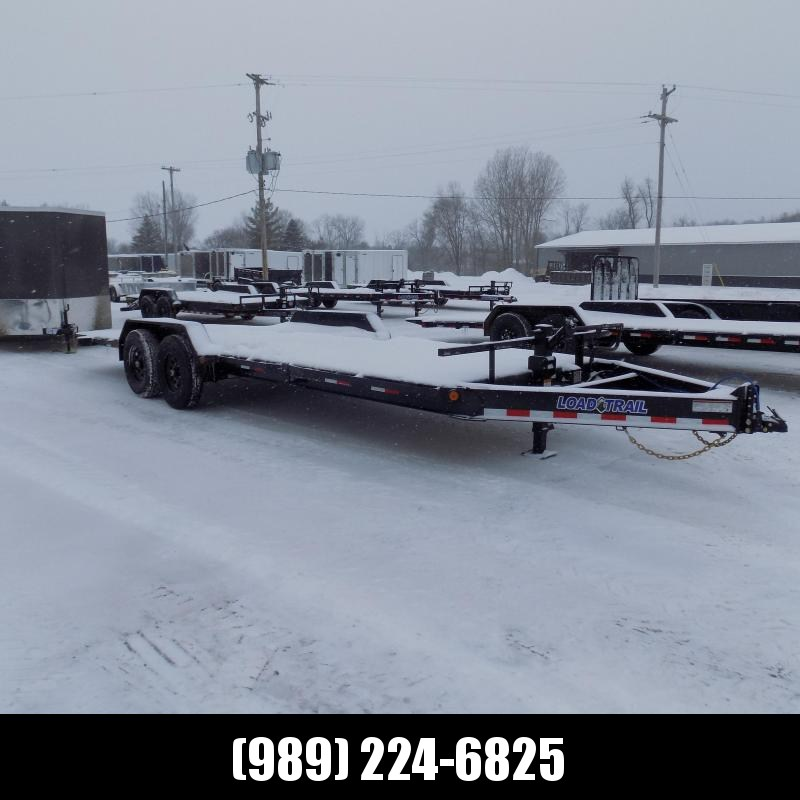 "New Load Trail 7"" x 22' Tilt-N-Go Tilt Deck Equipment Trailer For Sale - $0 Down & Payments From $119/mo. W.A.C."