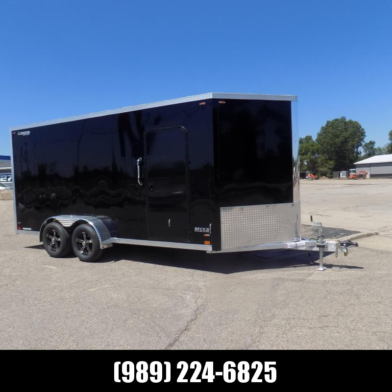 New Legend FTV 7' x 19' Aluminum Enclosed Cargo Trailer - Best Built Cargo Trailer - $0 Down & Payments From $165/mo. W.A.C.