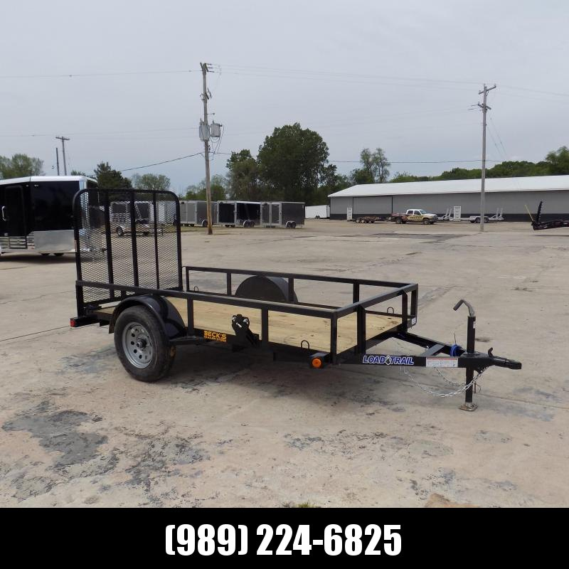 New Load Trail 5' x 10' Open Utility Trailer for Sale - Quality 3500# Dexter Axle - $0 Down & $69/mo. W.A.C.