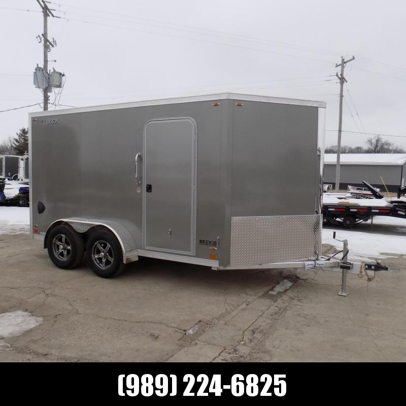 New Legend FTV 7' x 15' Aluminum Enclosed Cargo Trailer - Best Built Cargo Trailer - $0 Down & Payments From $119/mo. W.A.C.