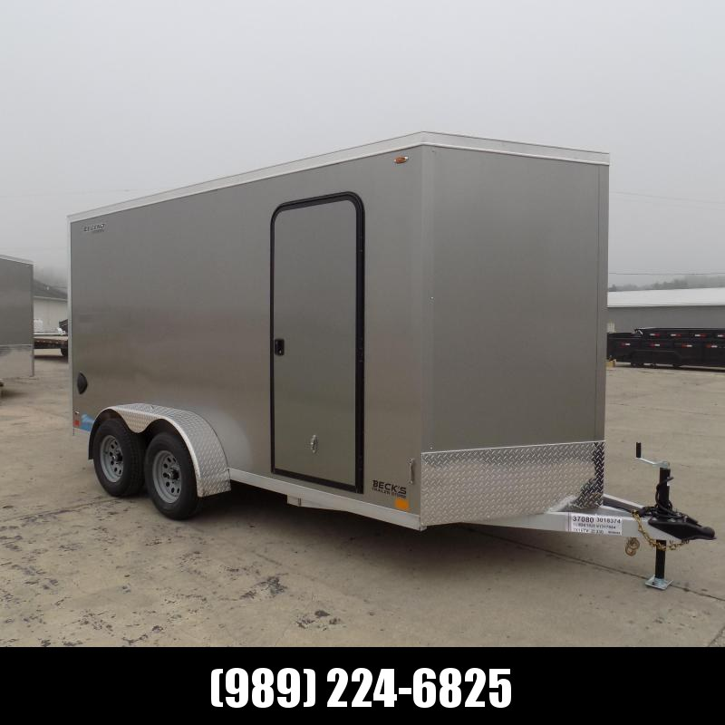 New Legend Thunder 7' x 16' Aluminum Enclosed Cargo Trailer for Sale- $0 Down Payments From $111/Mo W.A.C.