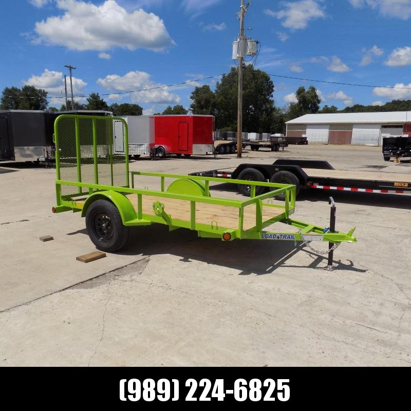 New Load Trail 5-' x 10' Open Utility Trailer for Sale