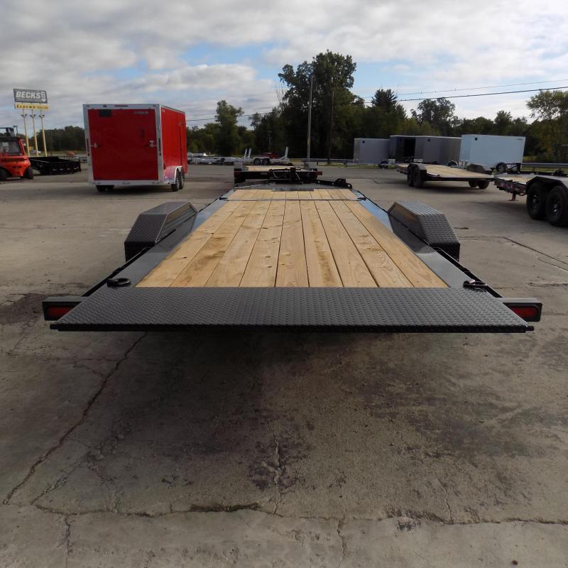 "New Diamond C HDT 82"" x 22' Tilt Deck Equipment Trailer -10K Torsion Axles - Flexible $0 Down Financing Options Available"