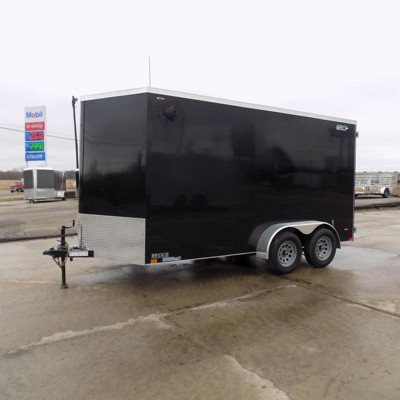 New Legend Trailers Legend Cyclone 7' x 16' Enclosed Cargo Trailer for Sale - $0 Down & Payments From $123/mo. W.A.C.