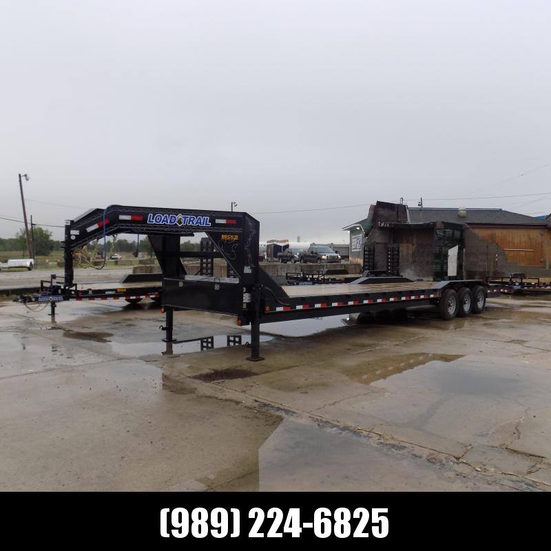 """New Load Trail 102"""" x 36' Gooseneck Car Hauler -Drive Over Fenders - Flexible $0 Down Financing Available"""