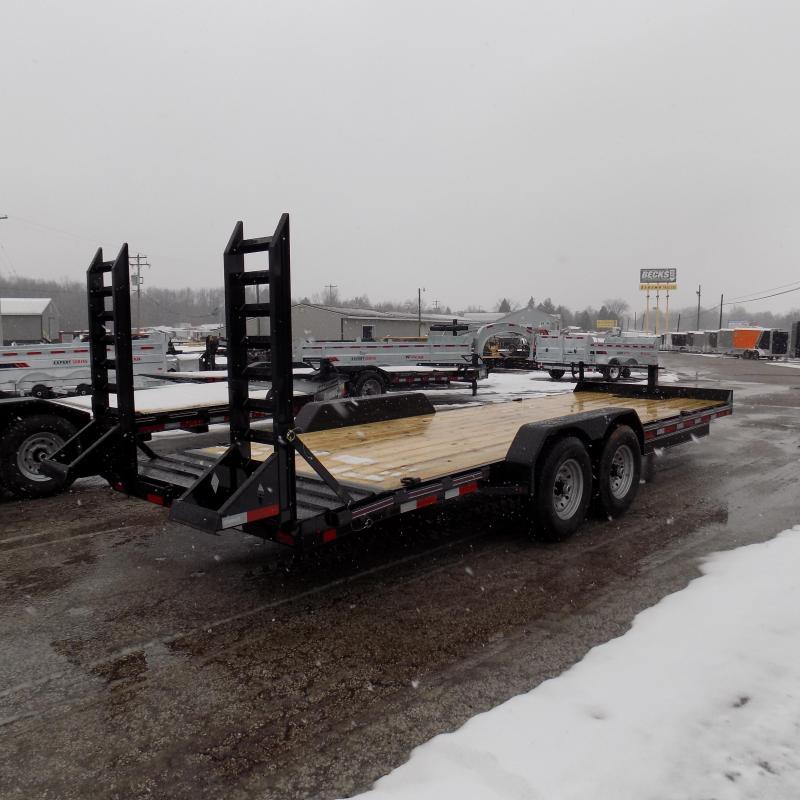 New Diamond C EQT 7' x 22' Equipment Trailer For Sale - $0 Down & Payments From $105/mo. W.A.C.