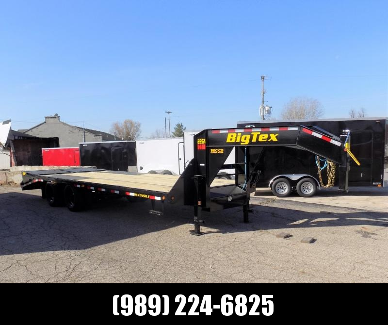 "Big Tex 102"" x 20' + 5' Gooseneck Trailer for Sale - $0 Down & $149/mo. W.A.C."