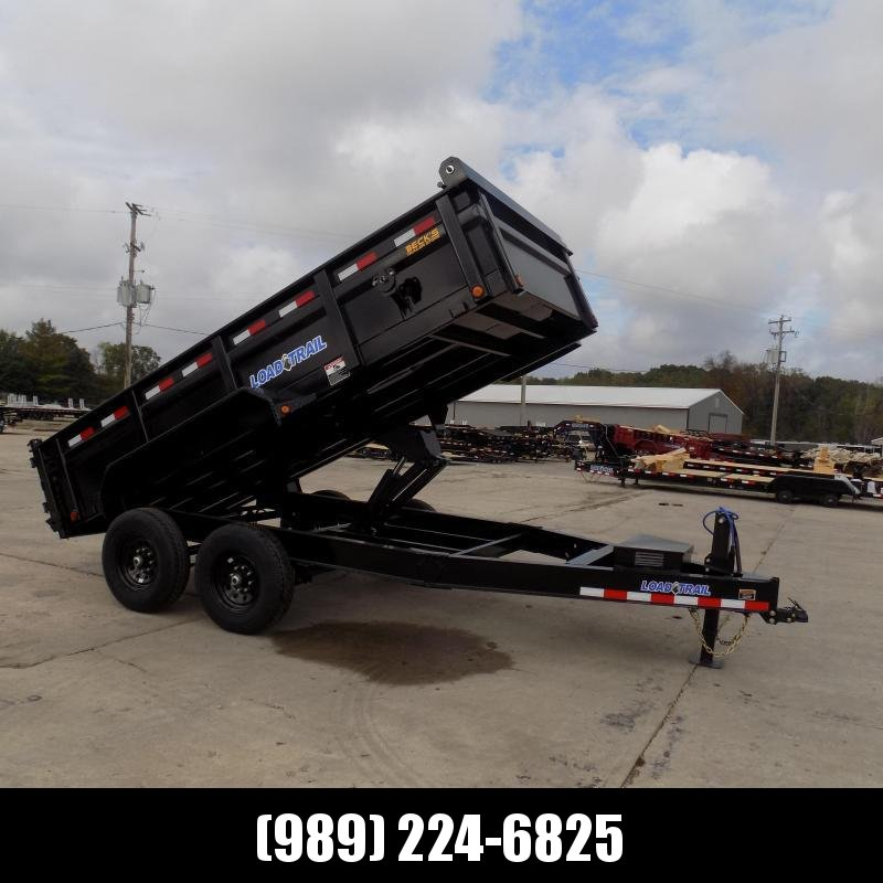 """New Load Trail 83"""" x 14' Dump Trailer for Sale - $0 Down & Flexible Financing Options Available"""