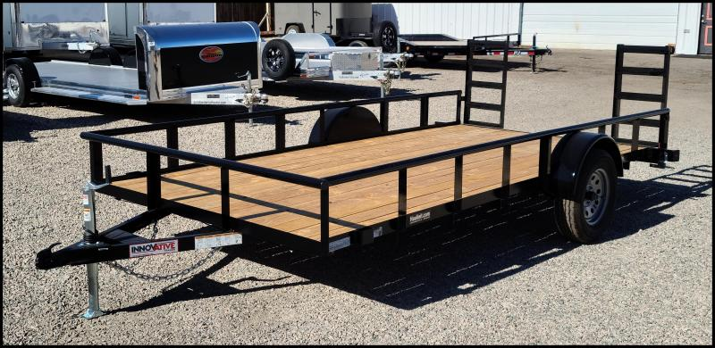 2020 Innovative Trailer Mfg. 83 x 14 Utility Trailer