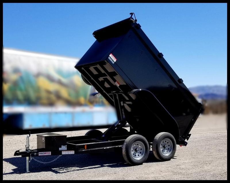 2020 Innovative Trailer Mfg. Comp Dump Equipment Trailer