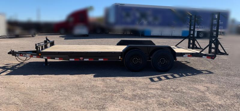 2020 PJ Trailers 83 x 20 Equipment Trailer